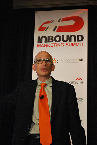 seth godin inbound marketing summit